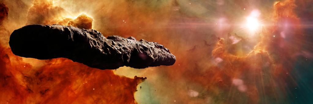 オウムアムアは惑星のかけらであるという新説
