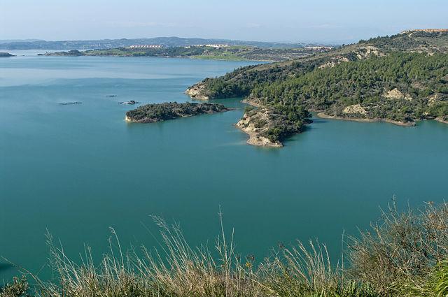 ダム湖に沈んでいた知られざる古代ローマ都市が出現