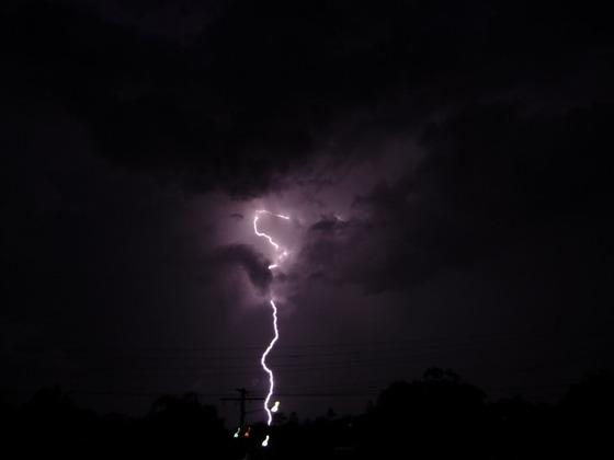 Thunder and Lightening 007