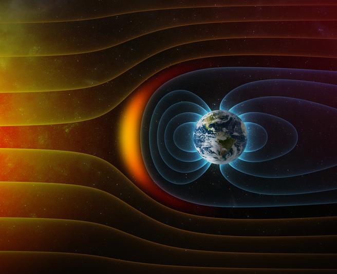 地球の磁場、地磁気