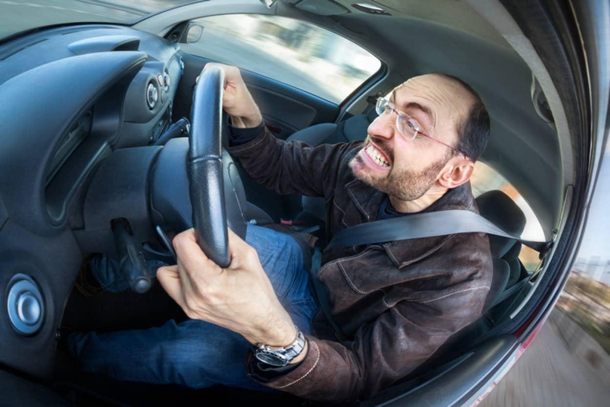 車の運転により引き起こされる新たなストレス反応を発見