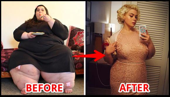 大変身しすぎだろ!アメリカのテレビ番組「My 600-lb Life」に出演してダイエットに成功した人々の劇的ビフォア・アフター