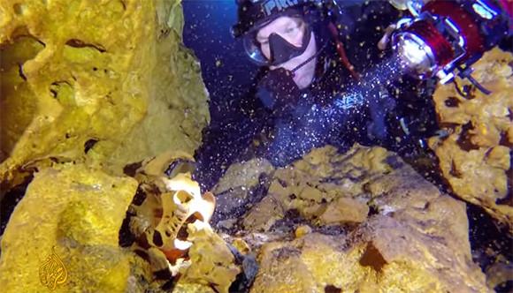 世界最大の水中洞窟が発見される。そこにはマヤの秘密が眠っていた(メキシコ)