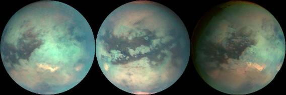 土星の衛星タイタンの地下に眠る...