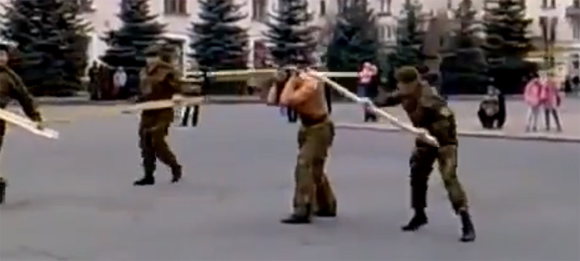 屈強なロシア特殊部隊「スペツナズ」でも倒せないものがあった