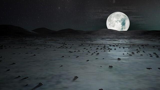 12月の満月はコールドムーン