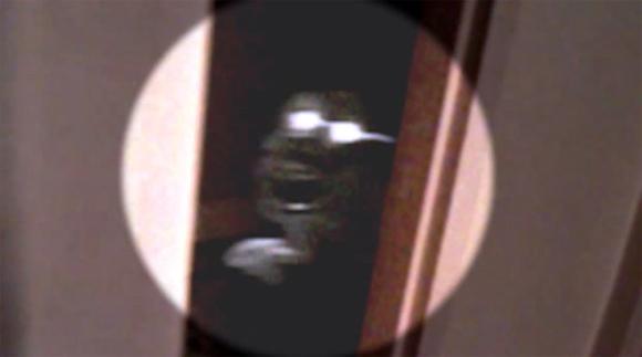 誰も入っていないはずのトイレから音が・・・突如現れたこの物体は?