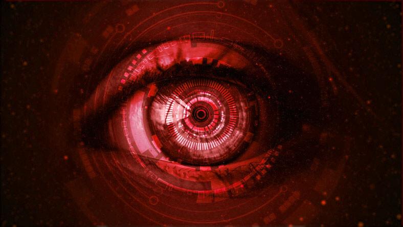 赤い光が視力低下を改善