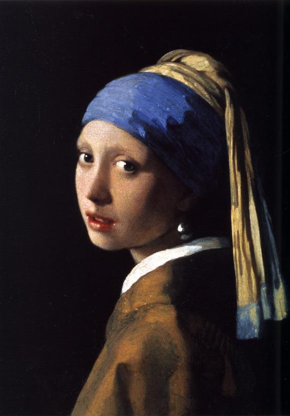 真珠の耳飾りの少女