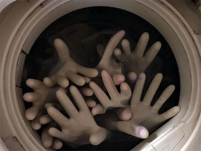 洗濯にまつわる失敗あるある