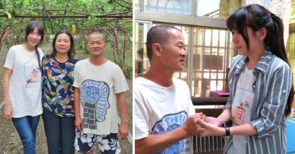 無条件の愛情を注いでくれた育ての親にもう一度会いたい!20年ぶりに里親と再会した29歳の女性(台湾)
