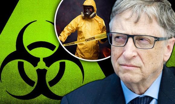 今後15年以内に、バイオテロにより3,000万人が犠牲になる。ビル・ゲイツが未来予測