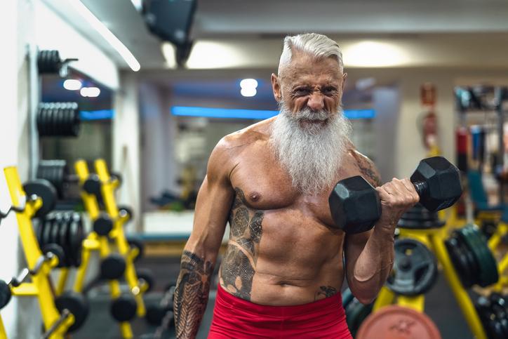 年を取るにつれて代謝が落ちるは間違いだった。20歳から60歳までは安定しているという研究結果