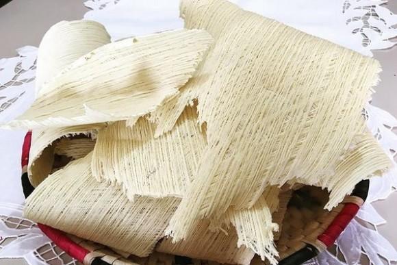 イタリア伝統の希少なパスタ「神の糸:フィリンデウ」