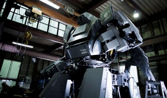 日本、はじまってた。アマゾンで買える全長3.8メートルの搭乗型モビルスーツ「クラタス」に世界が激震