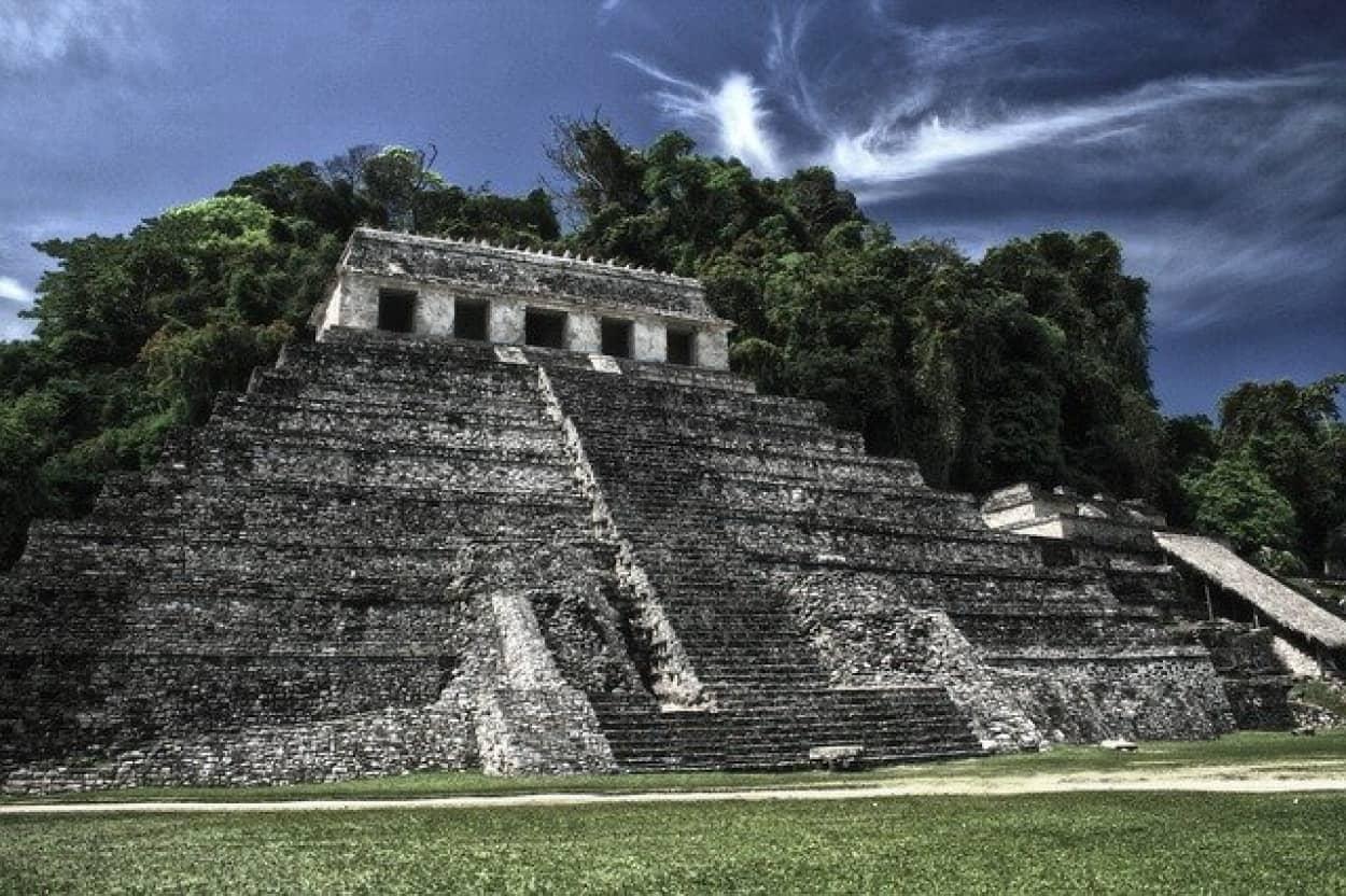 古代マヤの遺跡