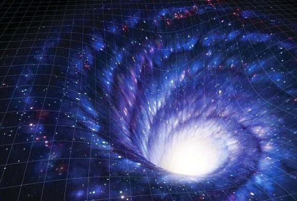 """銀河のワームホールは別の宇宙への入口か?天の川に""""スペース・タイムトンネル""""が存在する可能性が浮上(イタリア研究)"""