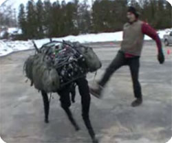 あの犬型軍用ロボット「ビッグド...