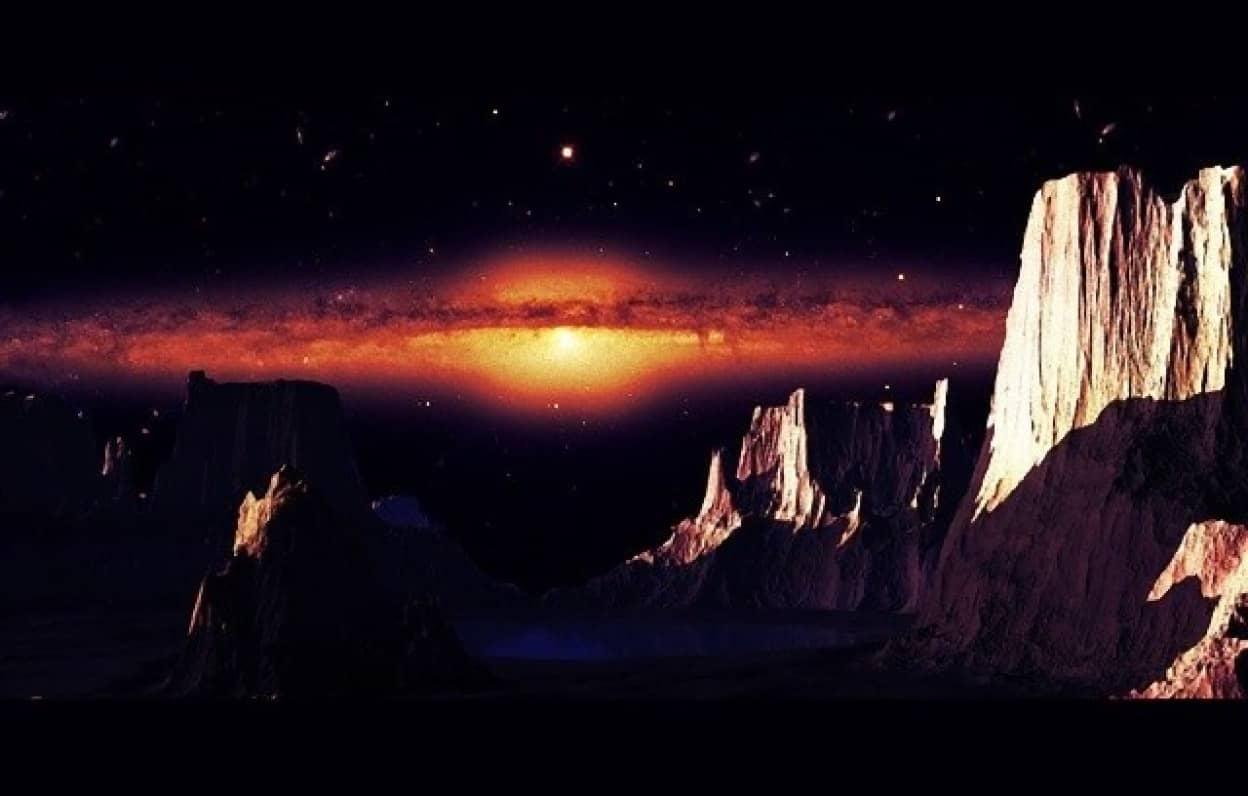 ブラックホールと地球外文明