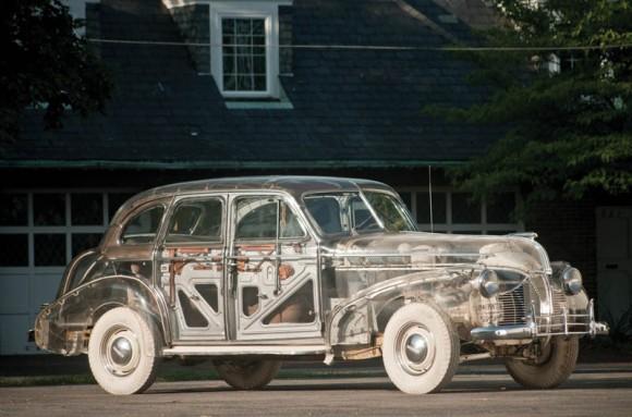 アメリカの透明な車、ゴーストカー