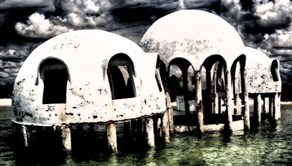 フロリダは都市型廃墟の穴場だった。フロリダにある6つの廃墟