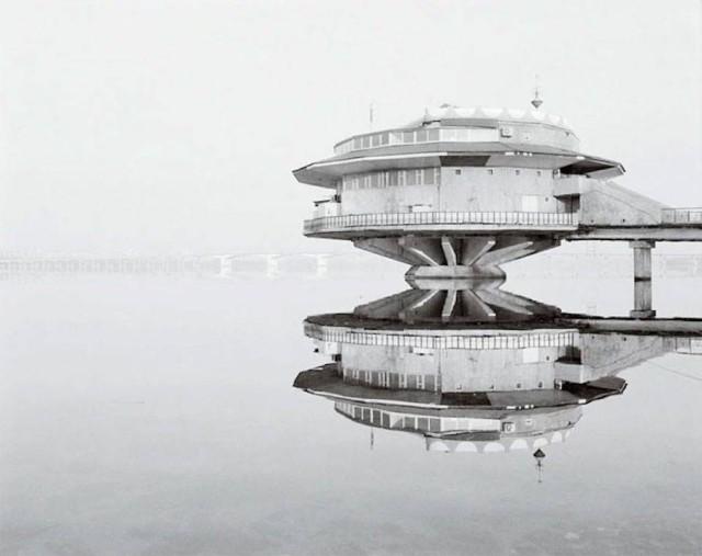 かつて思い描いていた未来がここにあった。ロシアにある旧ソビエト時代のSF的建造物
