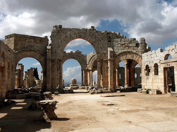 dead forgotten cities of syria 8