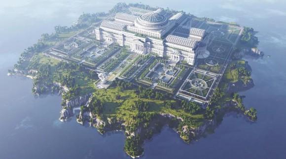 「Minecraft」内に、どの国の人も検閲なしで記事が読める図書館が開設される