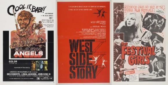 1920~70年代の映画ファン必見!500枚のレトロ映画ポスターがデジタル化&無料ダウンロード可能!