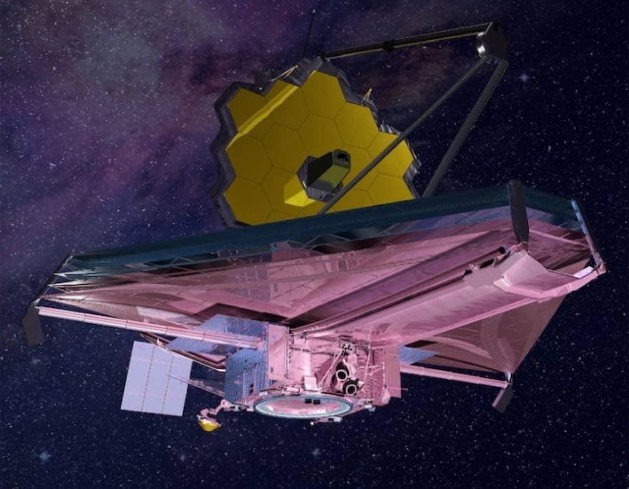 ジェイムズ・ウェッブ宇宙望遠鏡がいよいよ完成、宇宙人探しがはじまる
