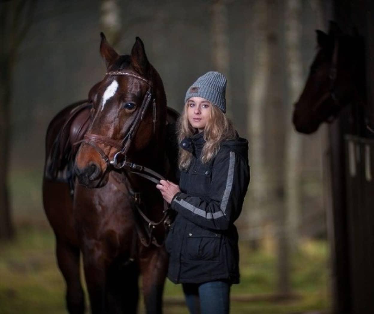 馬は信頼している人間の顔を覚える