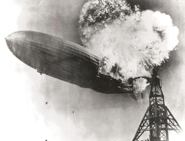 新たなる映像が公開、ヒンデンブルク号爆発事故の謎に迫る