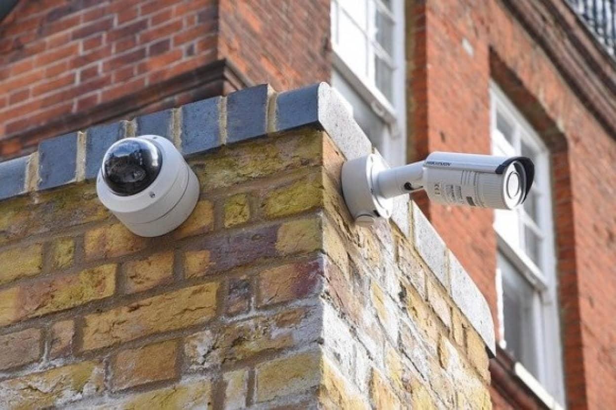 イギリスの監視カメラの数は500万台越え