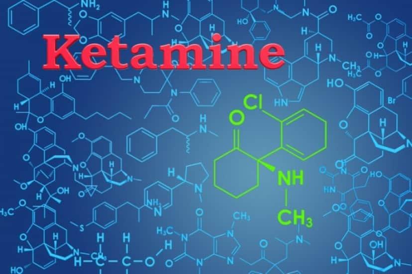 うつ病の治療に効果が期待されるケタミン
