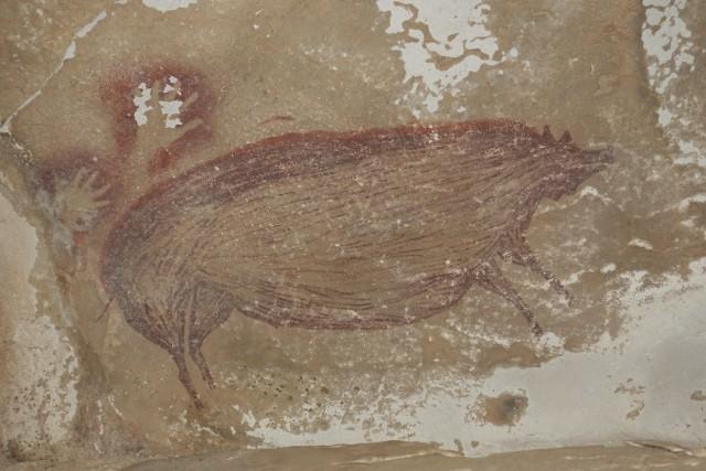 世界最古の動物壁画