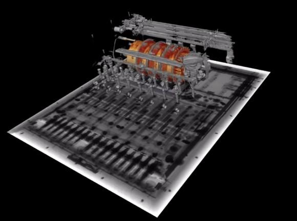世界初。ナチス・ドイツ時代の暗号機「エニグマ」の内部3Dモデルが公開される
