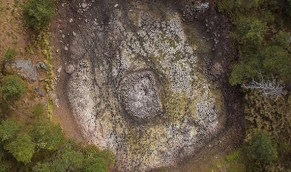 宇宙をモデルにした1000年前の石造祭壇が発見される(メキシコ)