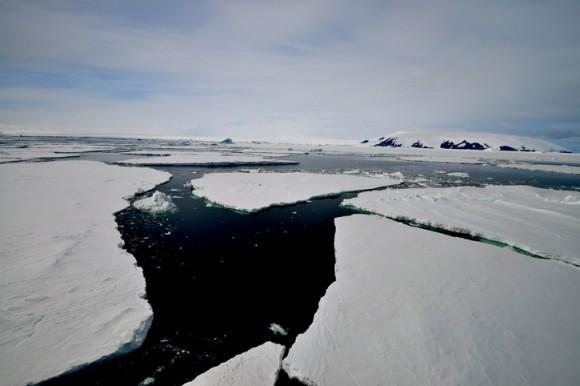 南極で観測史上最高気温が記録される。過去の記録を0.8度更新