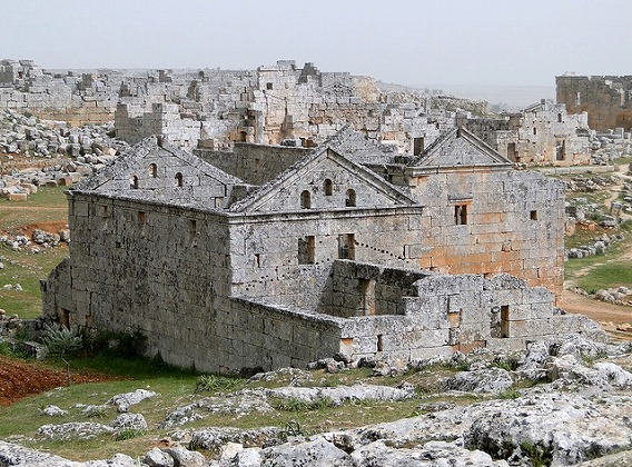 dead forgotten cities of syria 1