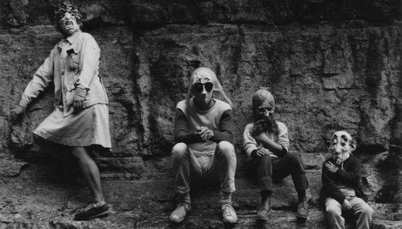 眼鏡技師が撮影した1950年代のシュールで奇妙な家族写真(アメリカ)