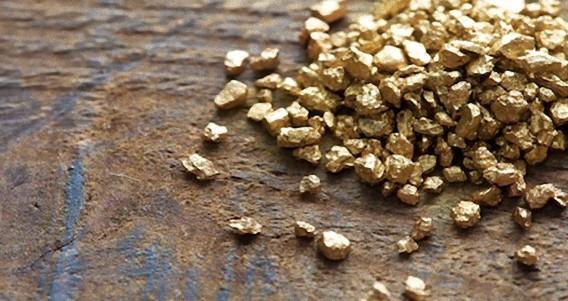 コーンスターチで金を抽出する方法が偶然に発見される(国際研究)