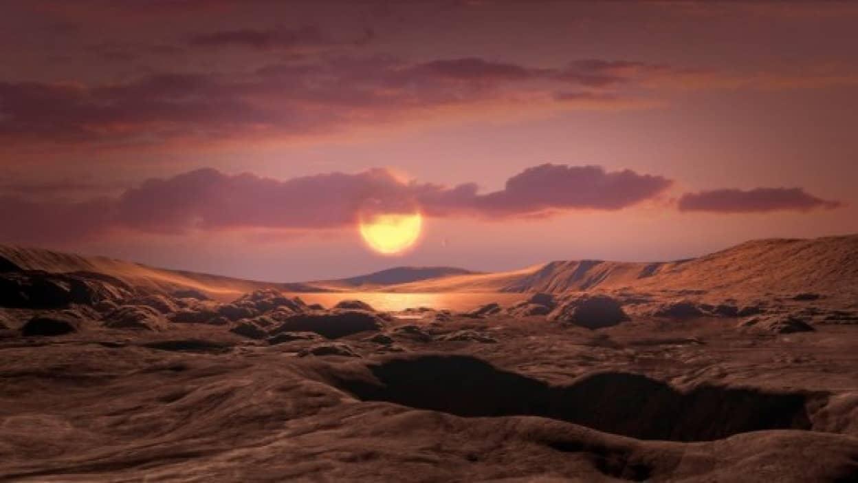 地球そっくりの惑星