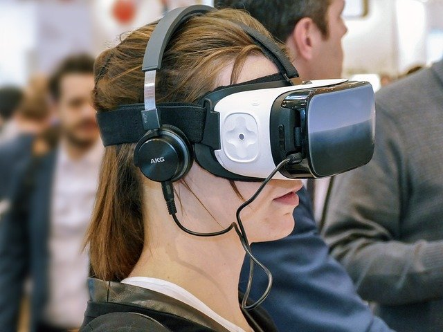VRで性転換体験