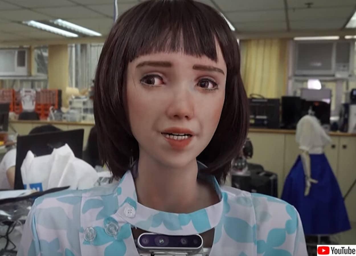 医療現場を救うため、ヒューマノイドロボット看護師「グレース」が誕生