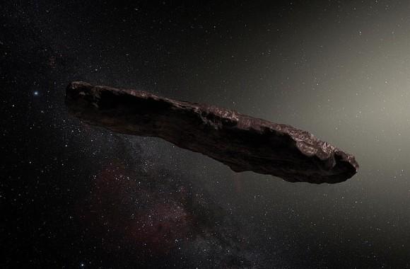 オウムアウア以前に恒星間天体が地球に衝突していた!?(ハーバード大学研究者)