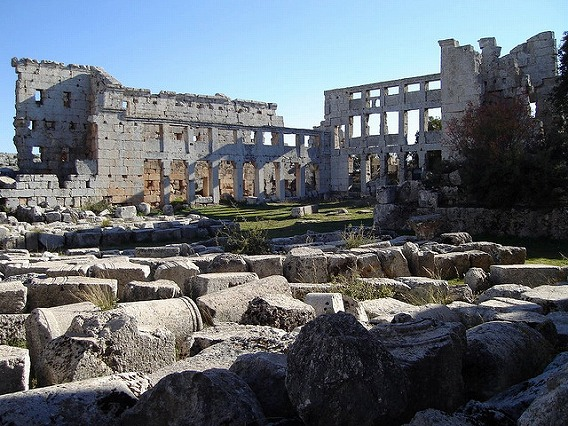 dead forgotten cities of syria 7
