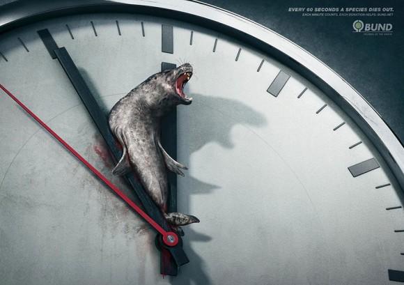 世にもセンセーショナル。社会問題を訴える衝撃的なメッセージ広告(閲覧注意)