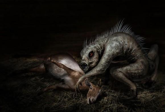 キャトルミューティレーション?チュパカブラ?羊の血が抜かれるという猟奇事件に村人が騒然(ウクライナ)閲覧注意