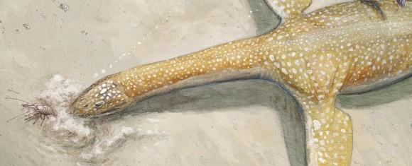 新たに発見されたジュラ紀のシーモンスター「アルミニサウルス」と首長竜との関連が判明
