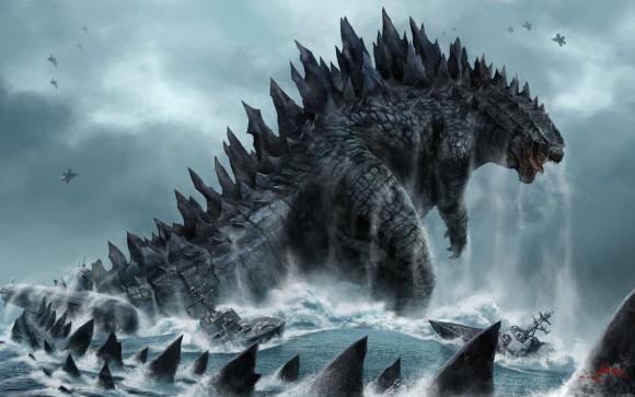 日本経済成長に伴いゴジラは破壊者から国を守る防衛者へ